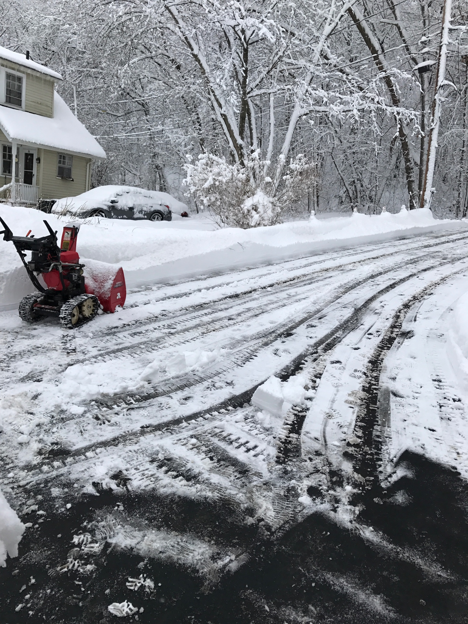 Most reliable snow blower? - The Garage Journal Board