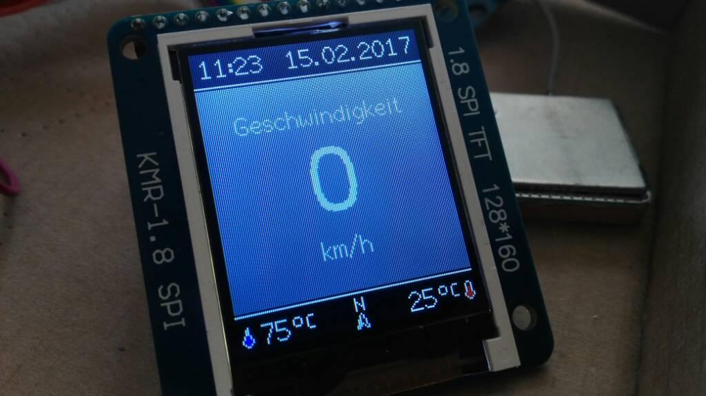 Mini Bordcomputer Mit Arduino Basis Anleitungen Vw