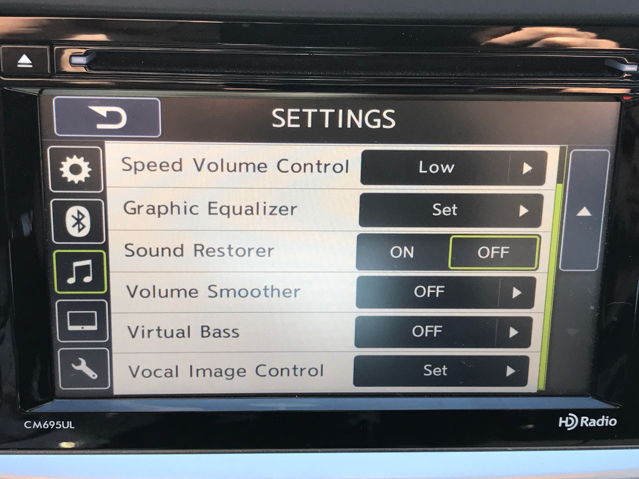 OEM Stereo Fix (Vocal Image Control) - Club Crosstrek