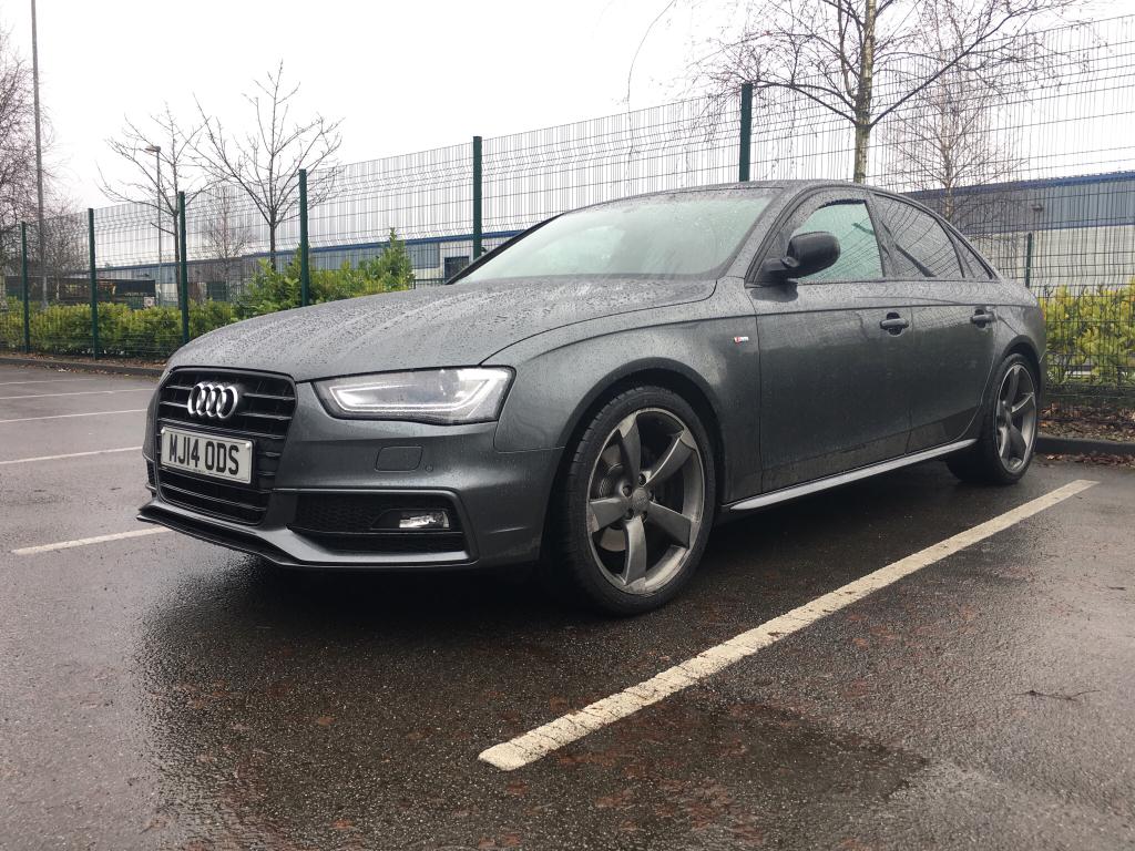 Audi A4 Black Edition Or Quattro Audi Sportnet