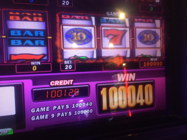 slot machines with biggest payouts