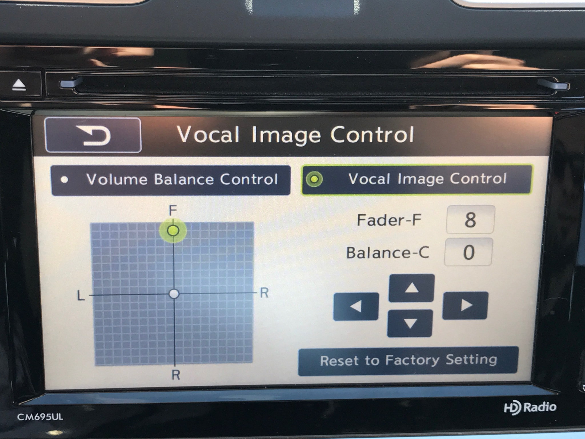 OEM Stereo Fix (Vocal Image Control) - Club Crosstrek | Subaru XV