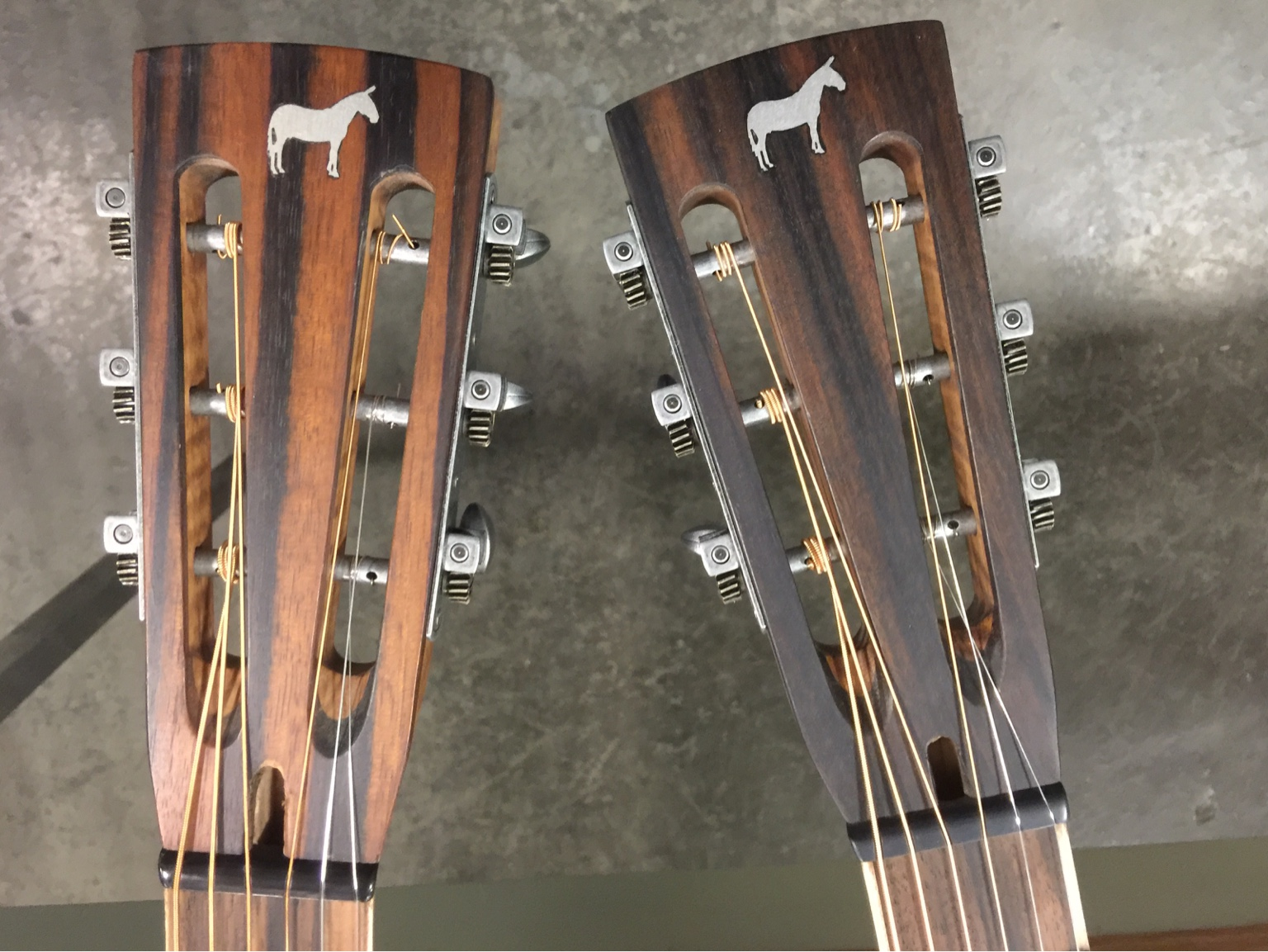 Brass Vs Glass Guitar Slide