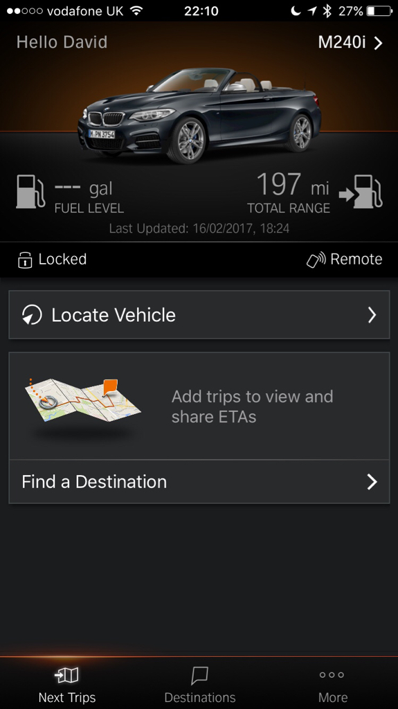 Connected app -
