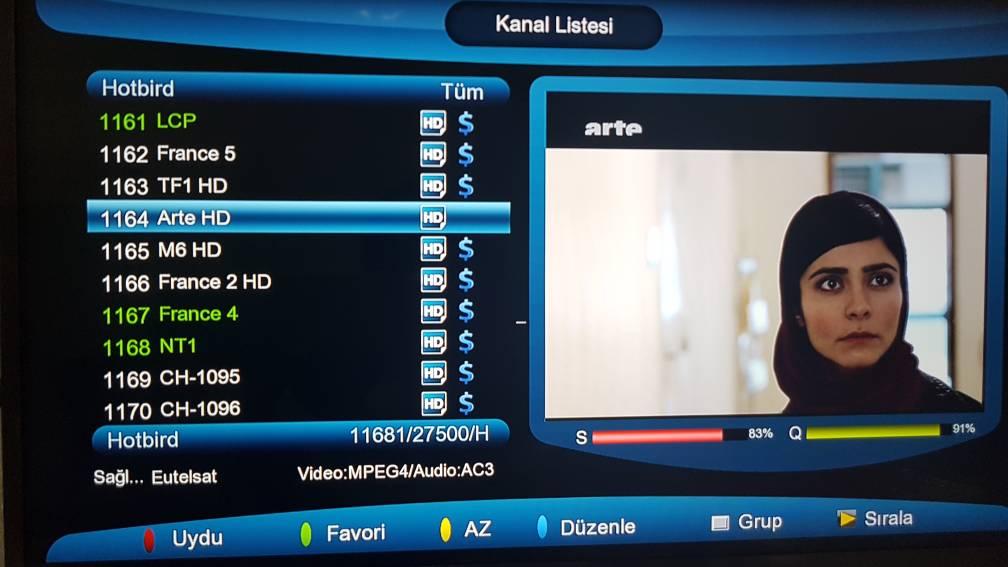 спутниковое телевидение хотбёрд порно