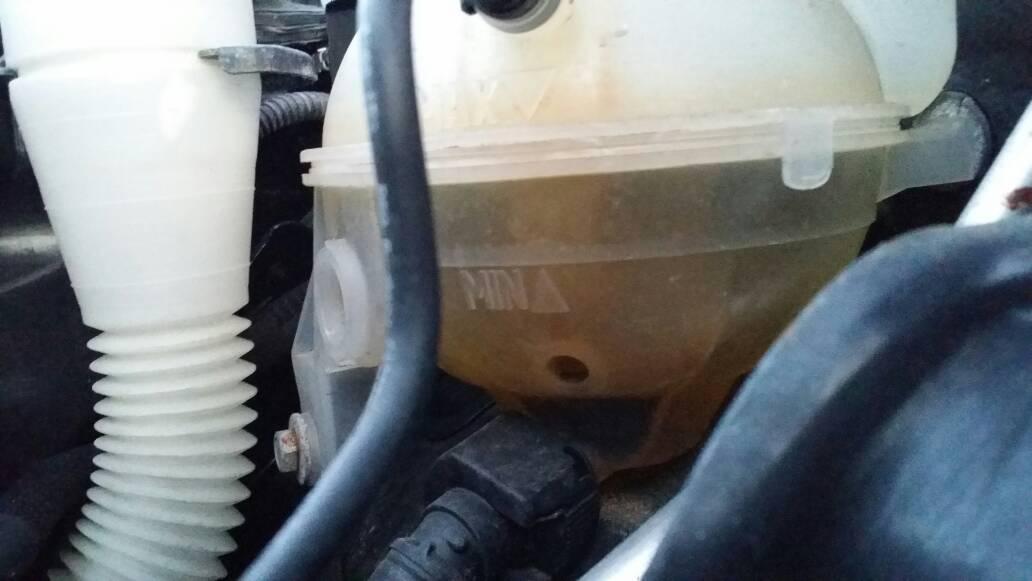 Peugeot RCZ Forum • Engine coolant colour? : Drivetrain