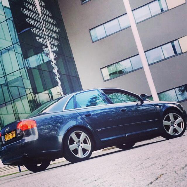For Sale - Audi A4 2007 2.0 TDi 170
