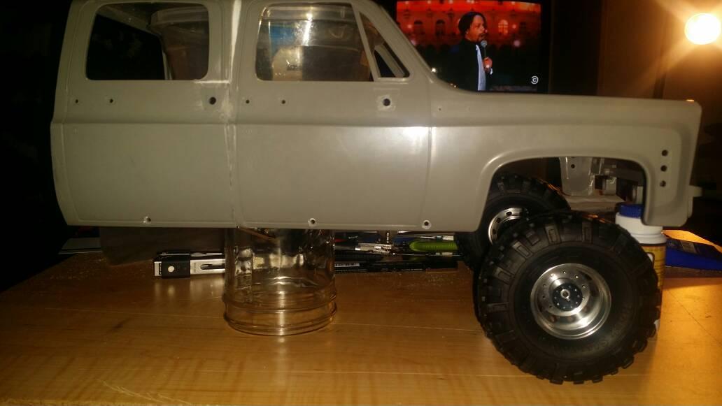 Rickleo's Chevy Crew Cab Dually: BRUTICUS - RCCrawler