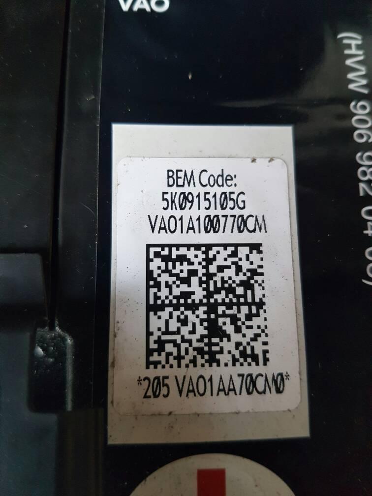 Battery coding help vcds | Audi-Sport net