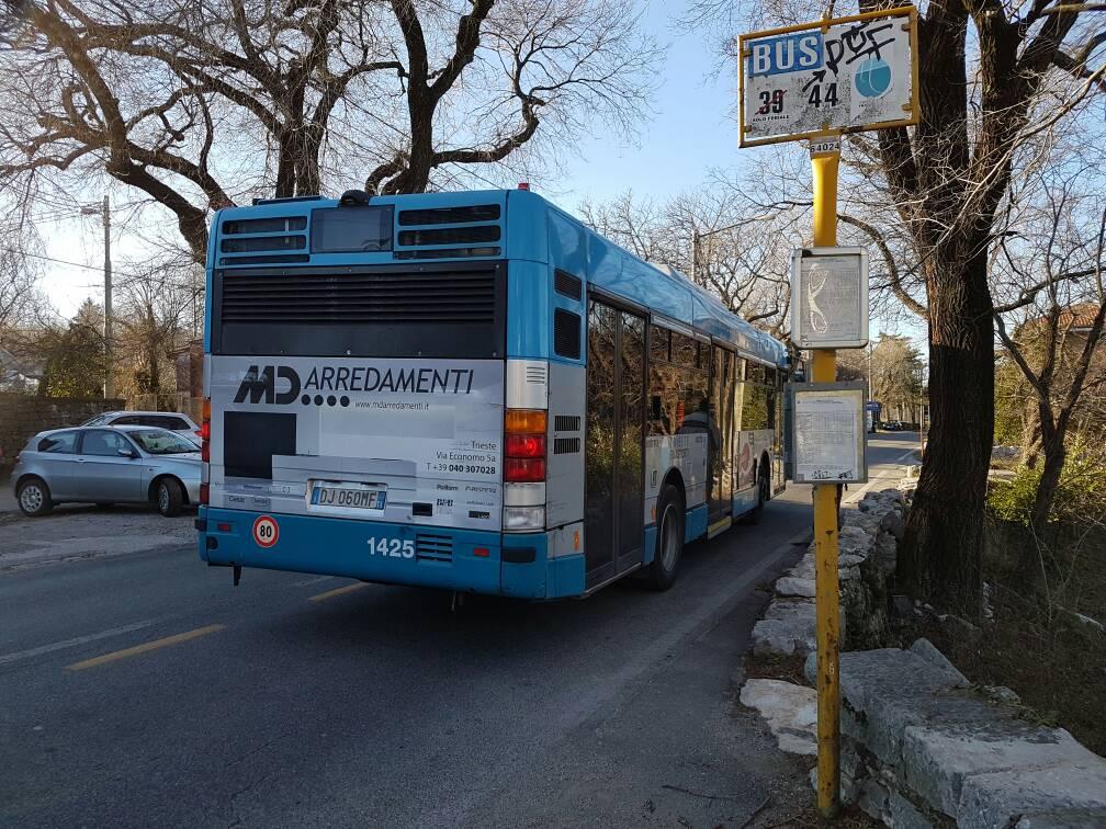 autobus 8 trieste orario - photo#50