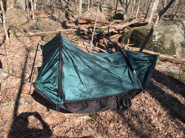 i am asking  450 for the hammock and tarp or  400 for just the hammock  shipped in connus fs  clark vertex  rh   hammockforums