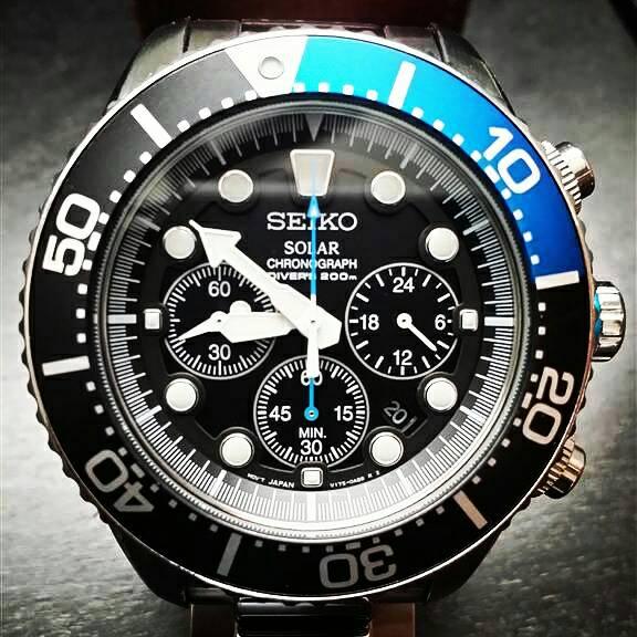 You Pick / I Buy: Victorinox INOX Diver or Seiko SSC017 Solar Diver