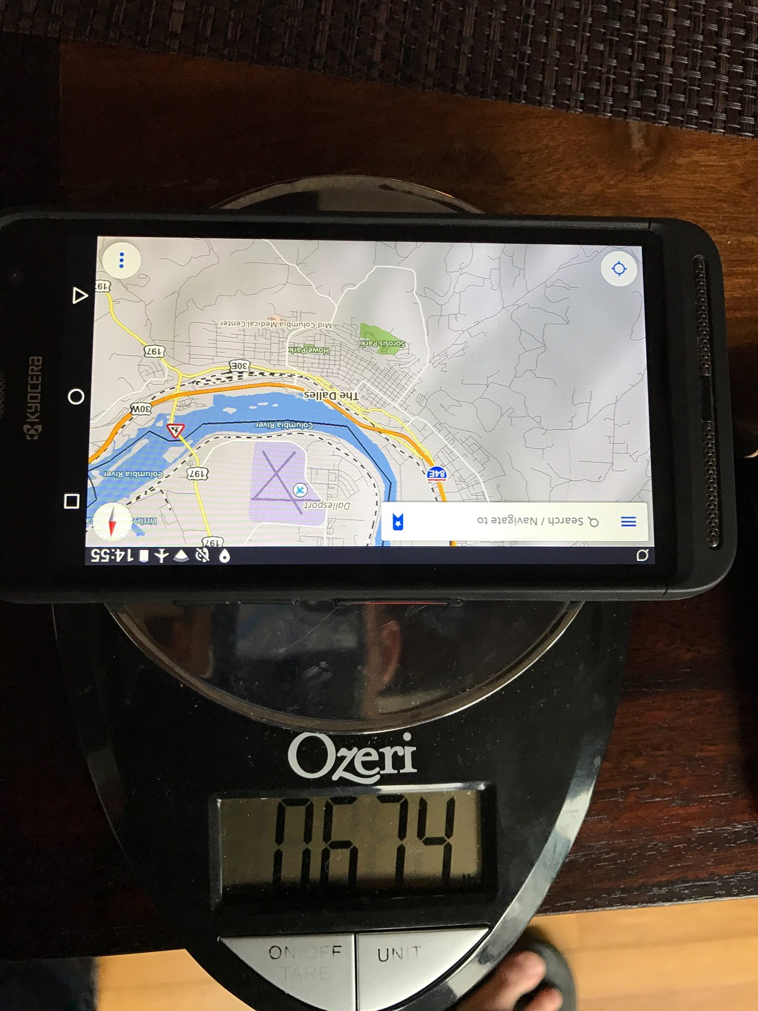 Ultra rugged Kyocera phones,GPS smartphones   my guide | Adventure Rider