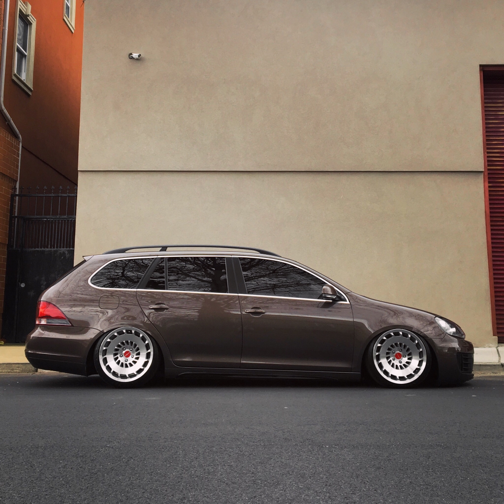 Vwvortex Com Rotiform Ccv 18x9 5 Et35 Square Tires