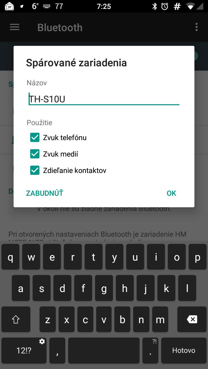 Poslouchani Radia Z Mobilu Pres Reproduktory Tabletu