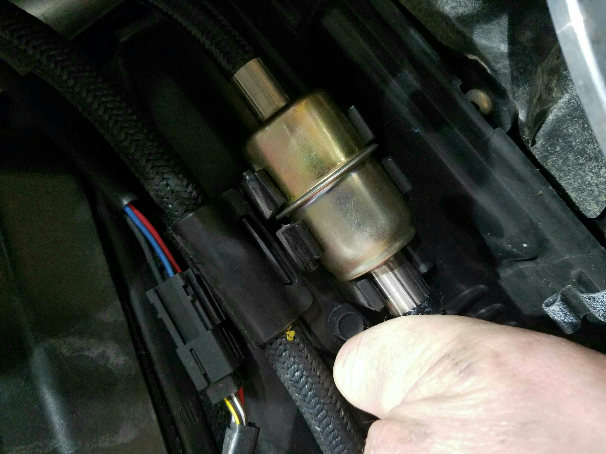 Changing The Fuel Filter In Your Pro Archive Snowest Snowmobile Polaris Ranger Location Forum