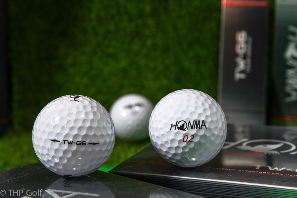 Honma TW-G6 Golf Balls - Page 3