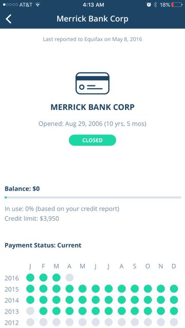 merrick bank credit card request increase. Black Bedroom Furniture Sets. Home Design Ideas
