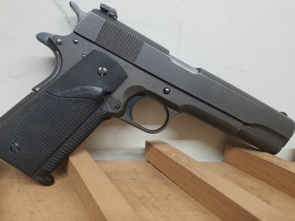 1911A1 Possible Find