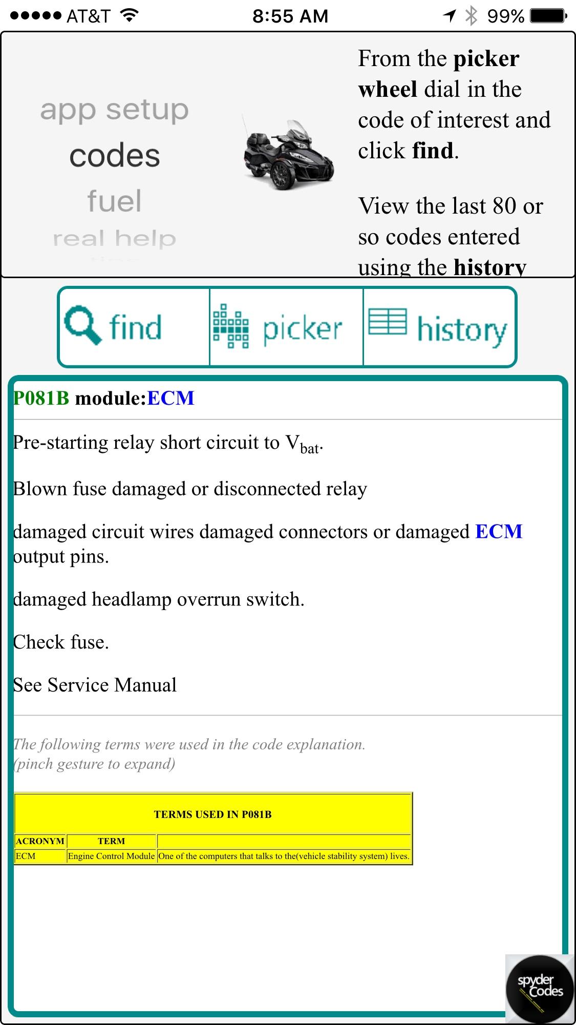 P081b Code Please Help Kawasaki Voyager Ipod Wiring Diagram 2010 Vulcan 2014 Suzuki V Strom 650