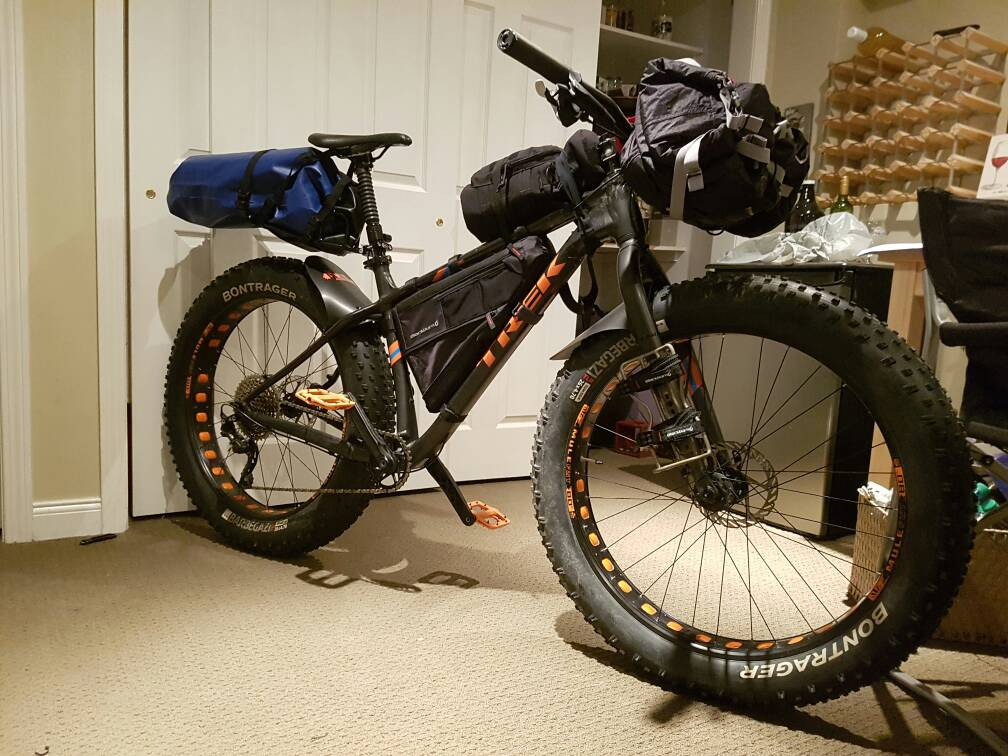 Post Your Bikepacking Rig And Gear Layout Page 8