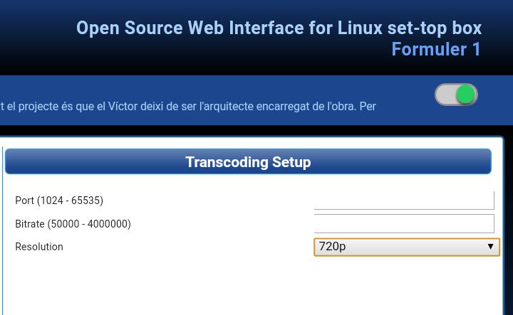 disable root access openwebif - Page 3 - [EN] Enduser support