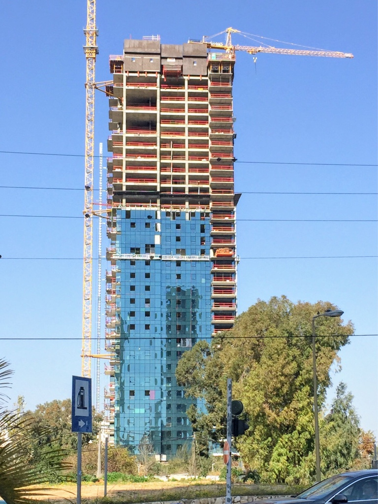 Tel Aviv Projects Amp Construction Page 66 Skyscrapercity
