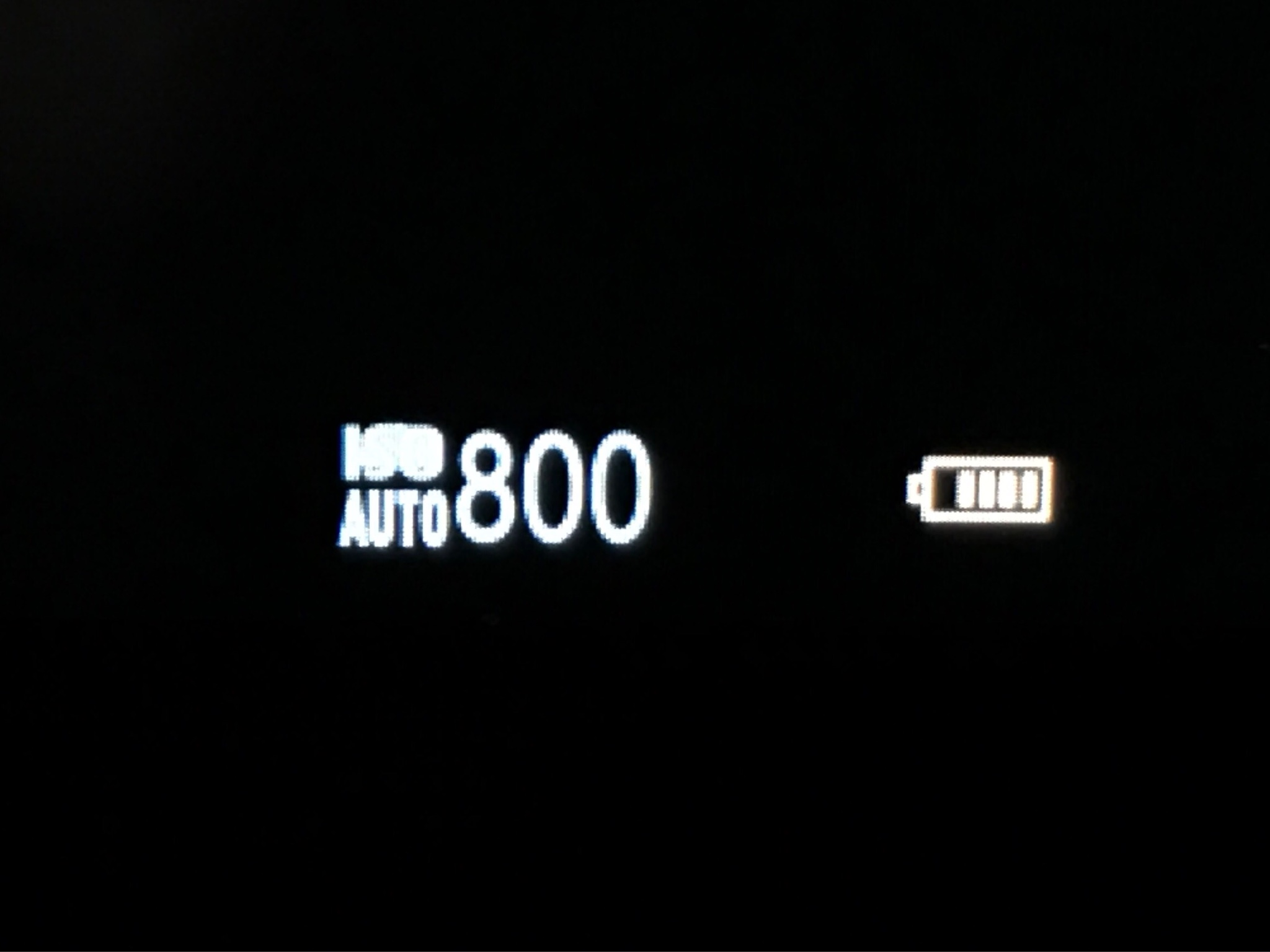 X100F Front Command dial not changing custom ISO | Fuji X Forum