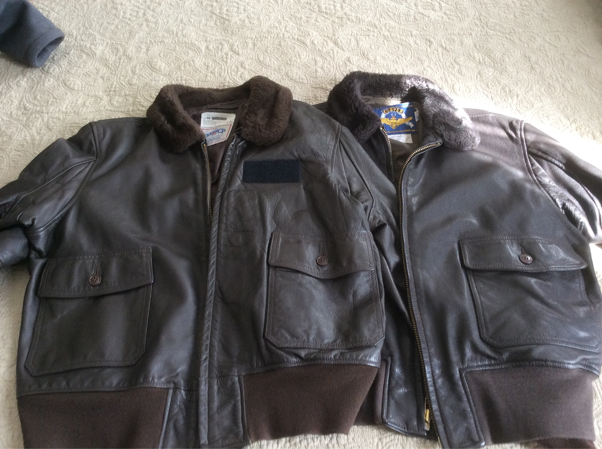 Excelled Sheepskin and Leather Company G-1 Jackets | The Fedora Lounge
