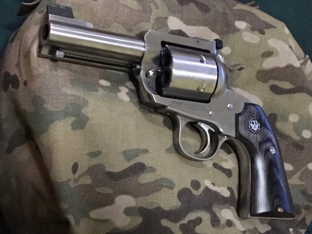 I think I might want a single-action revolver  Some questions