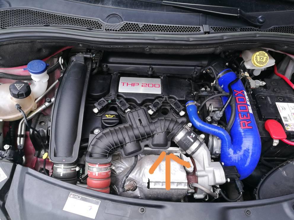 Problème]---> gros accoup moteur chaud apres un arret