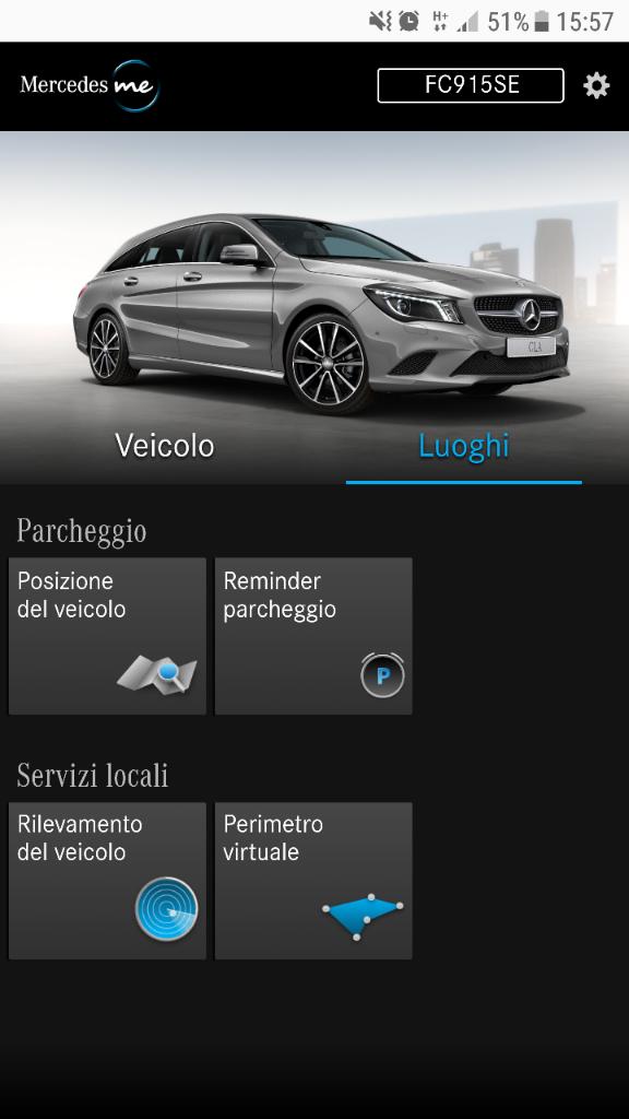 Mercedes benz club italia forum leggi argomento for Mercedes benz remote start app