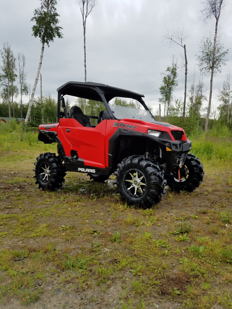 Lifted Polaris Ranger >> Polaris General 1000 Forum - View Single Post - Rzr 1000 S lift on General