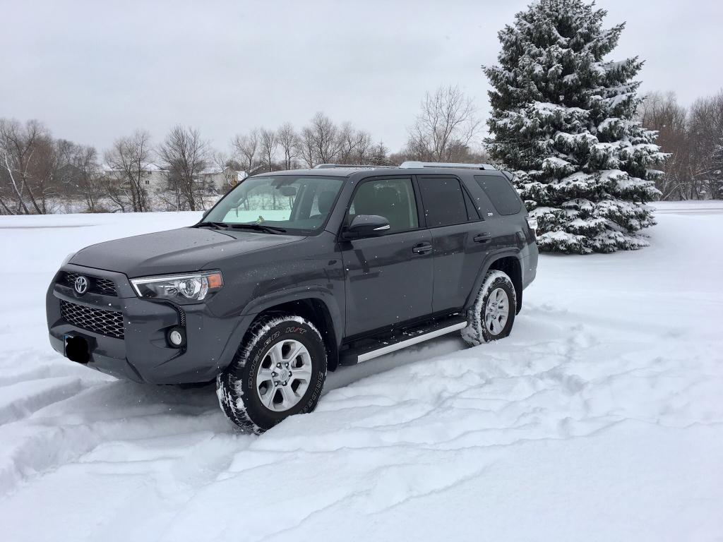 magnetic grey 4runners lets see them page 91 toyota 4runner forum largest 4runner forum. Black Bedroom Furniture Sets. Home Design Ideas