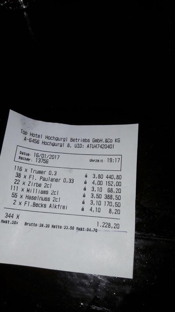 Getränkepreise ApresSki - alpinforum.com