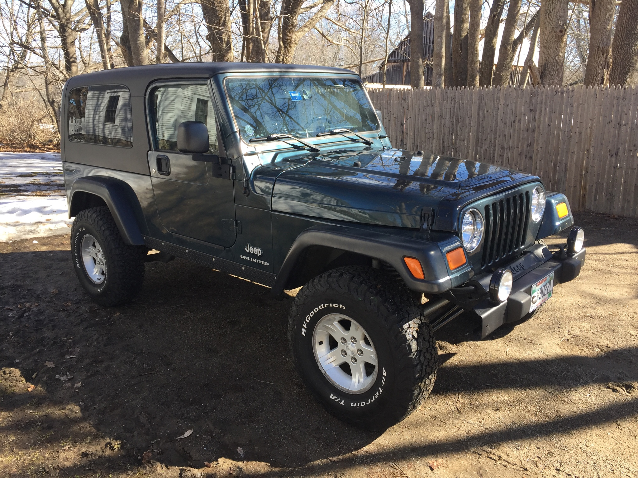 Lets see 2.5 inch lift with 33/32 tires - Jeep Wrangler Forum