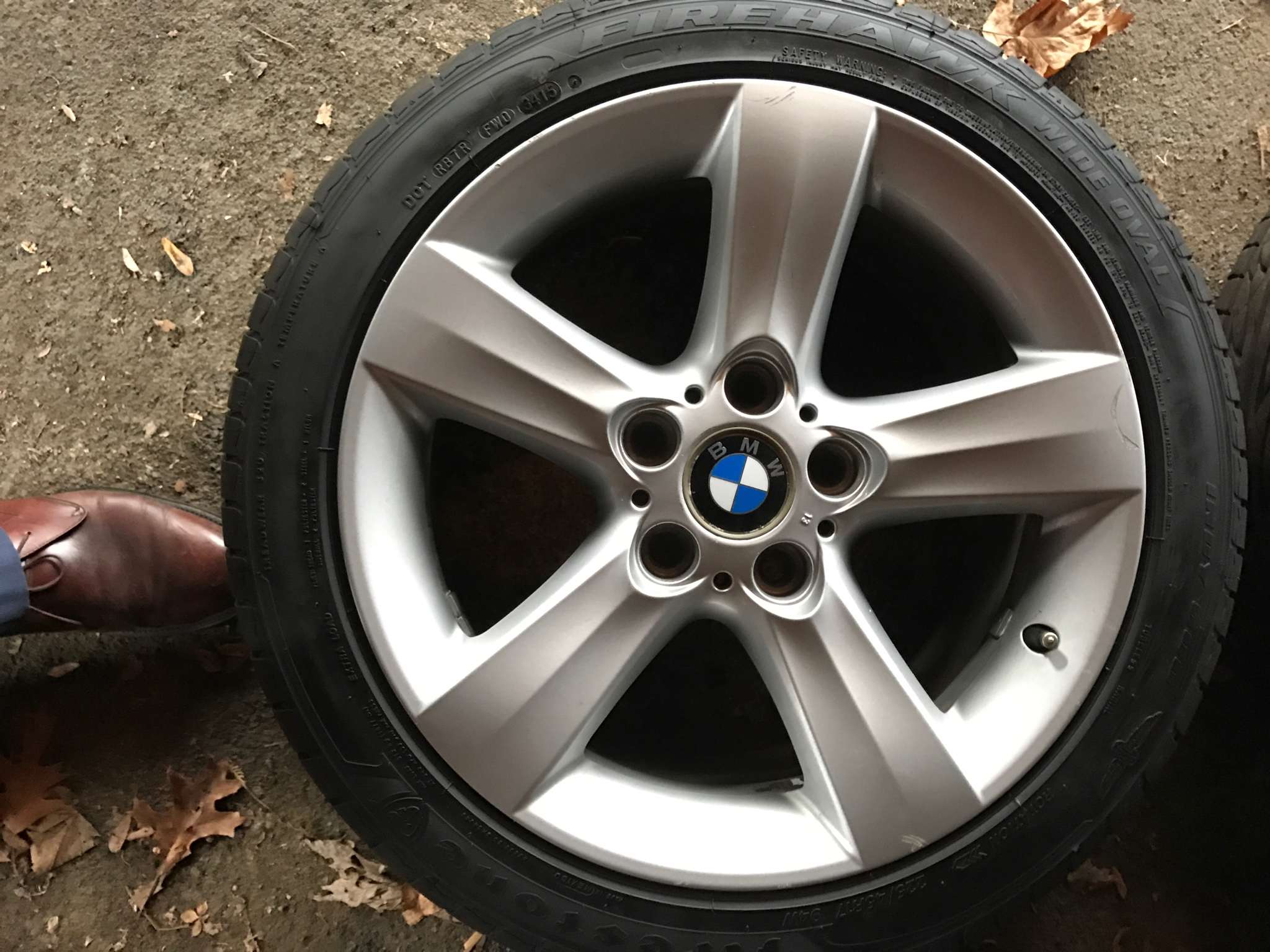 wheel product bmw front styles wheels oem rim extreme style inch