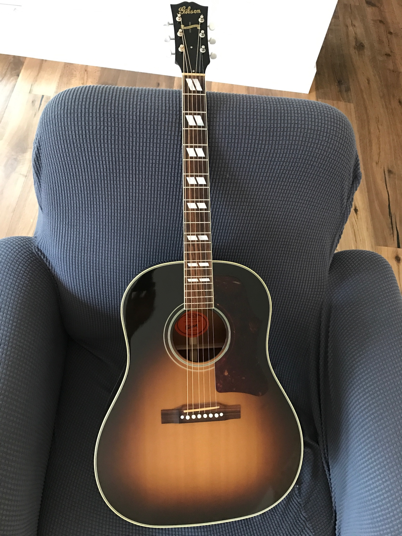 For Sale Or Trade Gibson Southern Jumbo New Vintage Sold The