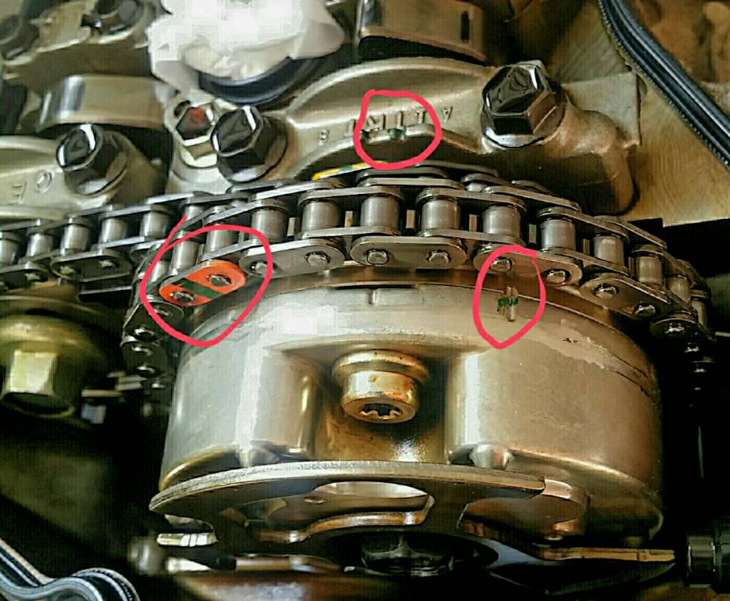 Timing Chain Cover leak fix - Toyota FJ Cruiser Forum