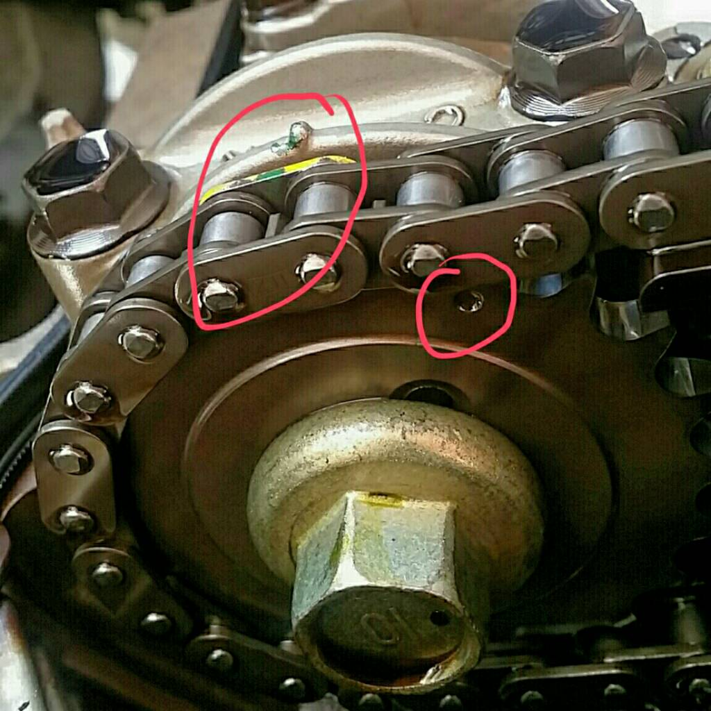 Timing Chain Cover Leak Fix Toyota Fj Cruiser Forum Engine Diagram Its 2008 4wd With 200 Miles On It I Have No Issues At All Except The Oil And Also A Small Shaking Vibration When Driving