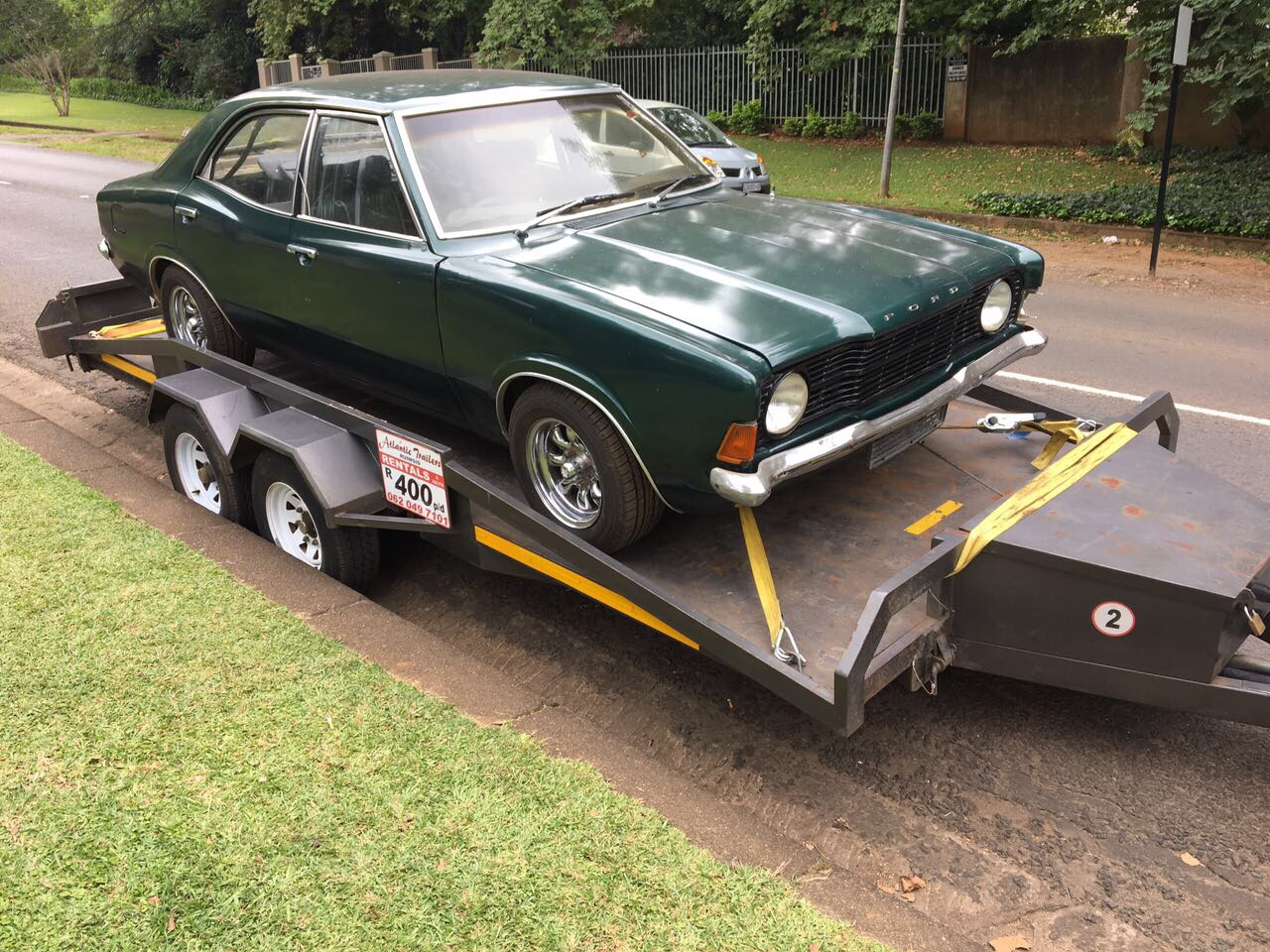 Wanted Ford Cortina Mk3 1972 - African Muscle Cars - Forum