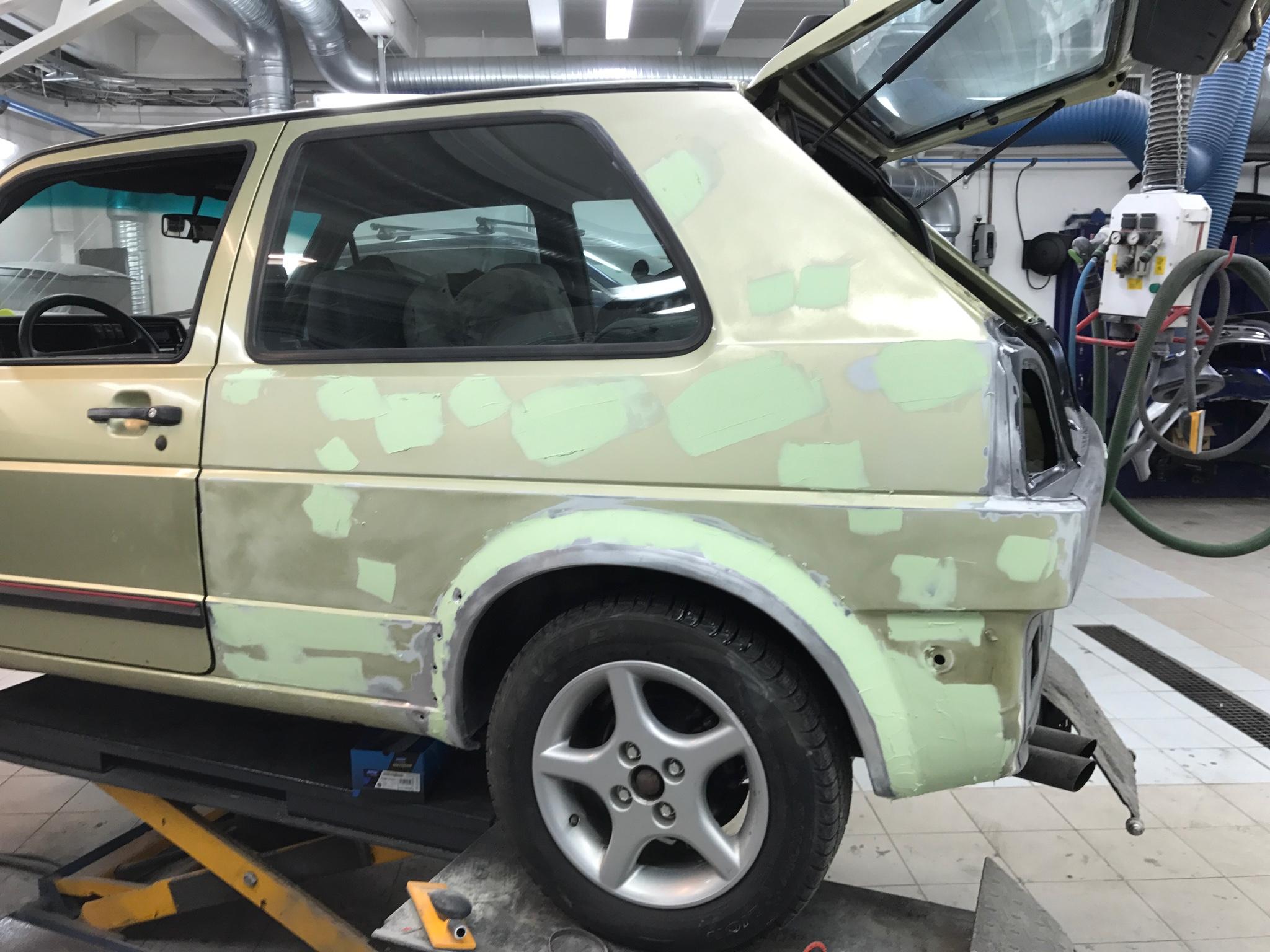 vwvortex com my 1986 golf mk2 3 doors gti 16v kr racing green rh forums vwvortex com VW GTI 16V Samco Sport VW Golf GTI 16V