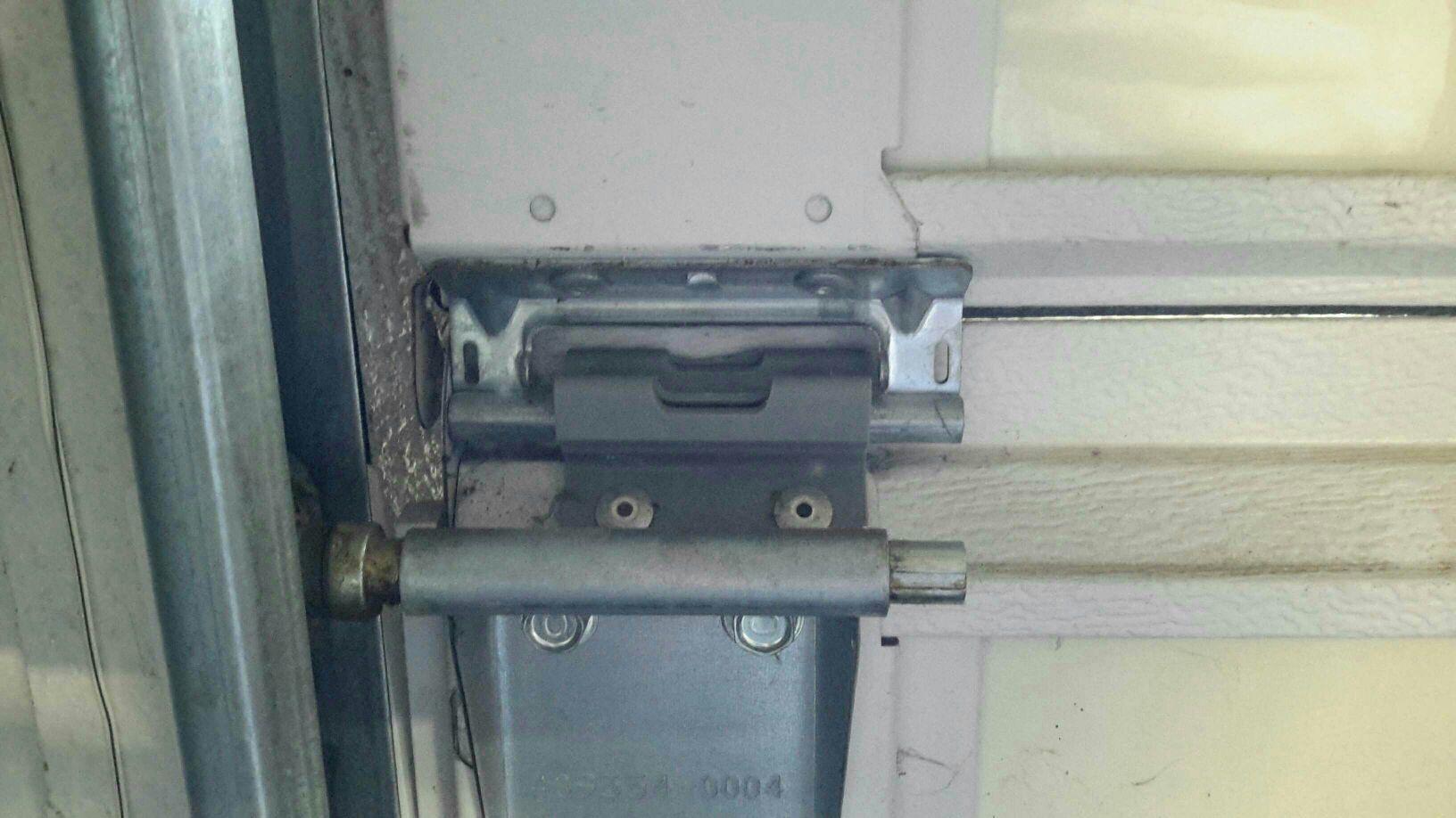garage door hinge and how to separate garage forum