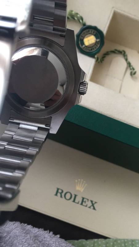 What are these marks? - Rolex Forums - Rolex Watch Forum