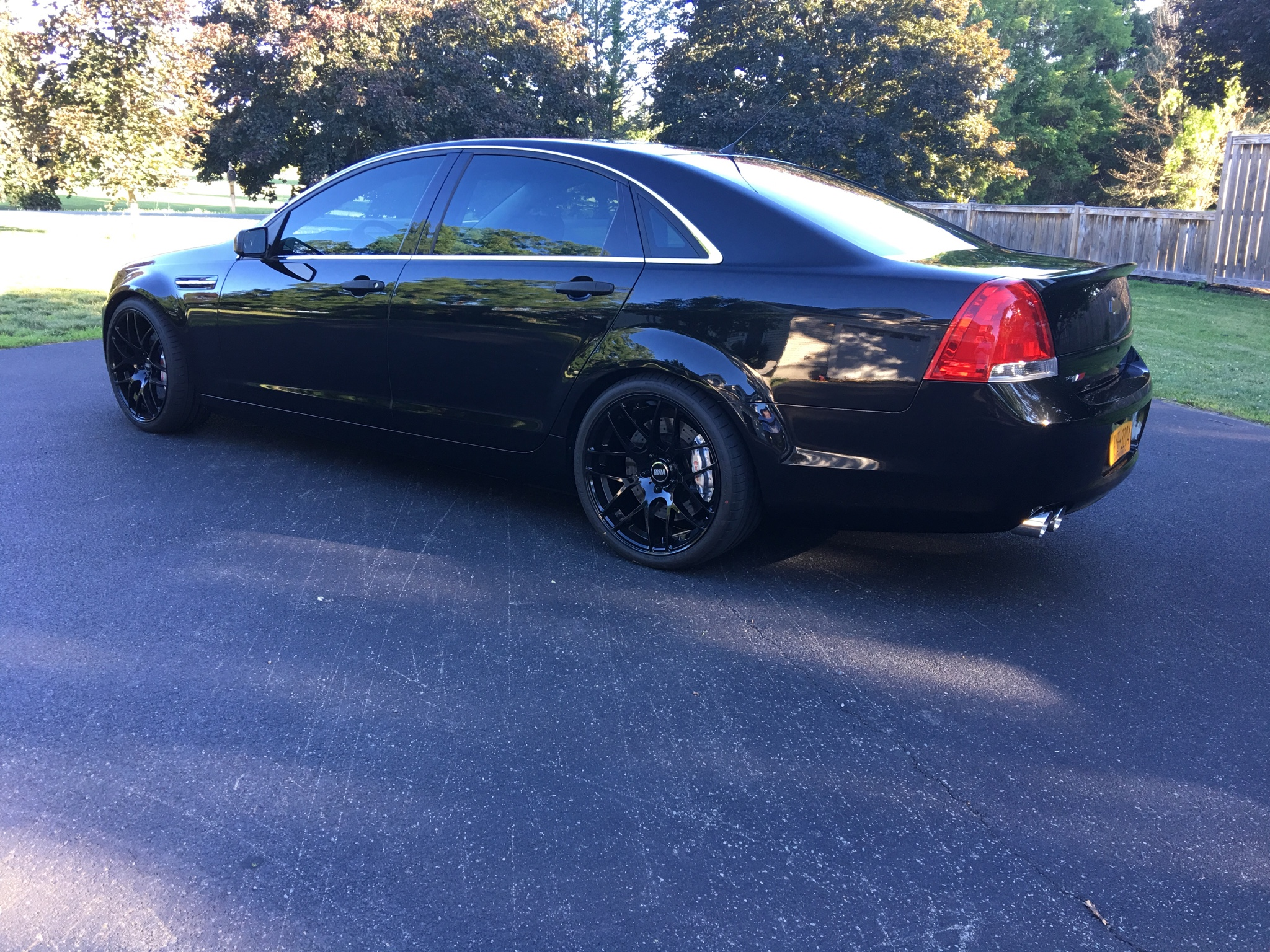 Chevy Caprice PPV vs  SS - Chevy SS Forum