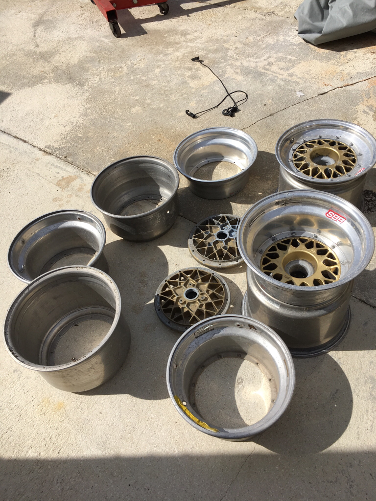Ralt RT 40 and 41 BBS Wheels for sale