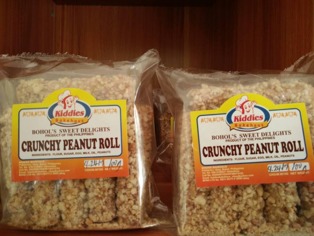 befda0a7de5b9a76ac91d3cd0534722c - Crunchy Peanut Roll from Ubay, Bohol - Photos Unlimited