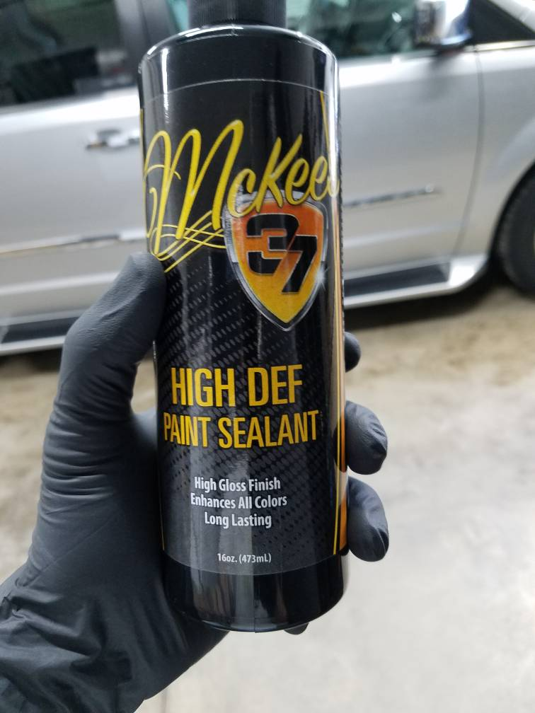 Mckee's High Def Paint Sealant Review