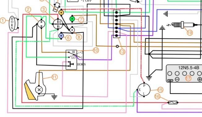 Want to add tachometer to my P200e... - Scoota Vespa Px E Wiring Diagram on vespa sprint, vespa gts 125, vespa lx50, vespa p200e, vespa t5, vespa super, vespa px150,