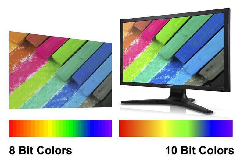 how to change 16 bit color in windows 7